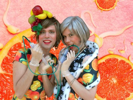 Forbidden fruit / Förbjuden frukt