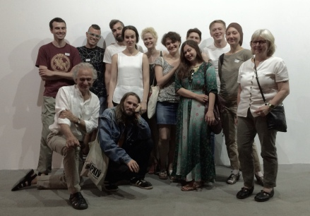 Workshop in Minsk 2015