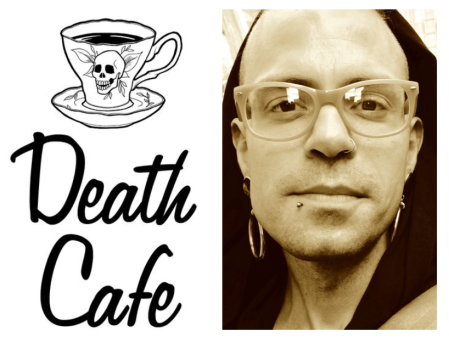 Death Cafe press